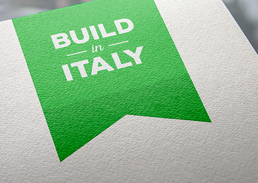 Build in Italy